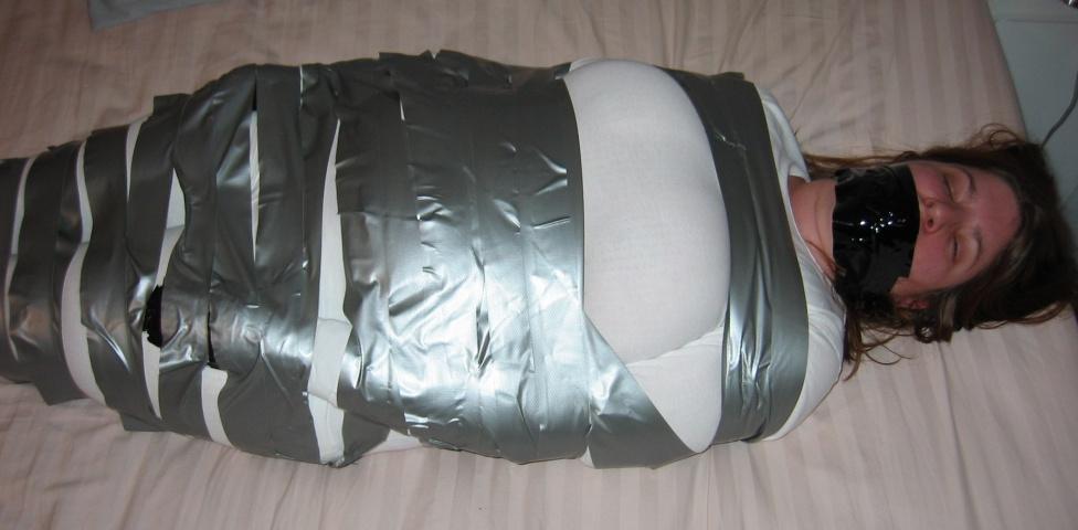 Shannon kelley hogtied bondage